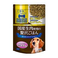DHC 犬用 国産生肉使用の贅沢ごはん シニア